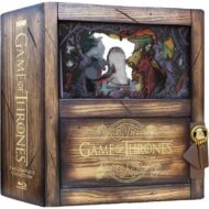 Game Of Thrones Limited Edition Complete Collection (Blu-ray)