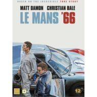Ford v Ferrari / Le Mans 66 DVD