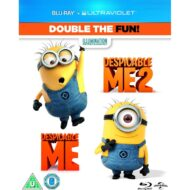 Despicable Me 1 & 2 (Blu-ray)