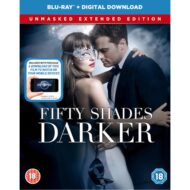 Fifty Shades Darker Unmasked Edition (Blu-ray)