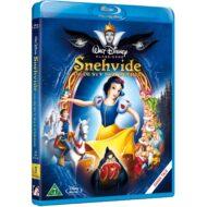 Disney Snow White and the Seven Dwarfs með íslensku tali (Blu-ray)