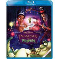 Disney The Princess and the Frog með íslensku tali (Blu-ray)