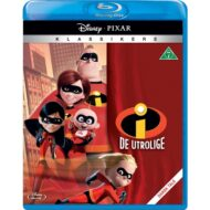 Disney The Incredibles með íslensku tali (Blu-ray)