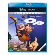 Disney Up með íslensku tali (Blu-ray)