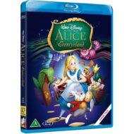 Disney Alice in Wonderland – 60th Anniversary Edition (Blu-ray)