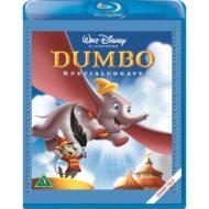Disney Dumbo með íslensku tali (Blu-ray)