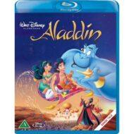 Disney Aladdin með íslensku tali (Blu-ray)