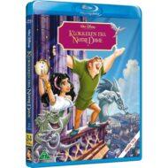 Disney The Hunchback Of Notre Dame með íslensku tali (Blu-ray)