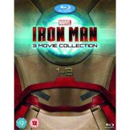 Iron Man 1-3 (Blu-ray)