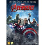 The Avengers: Age Of Ultron DVD