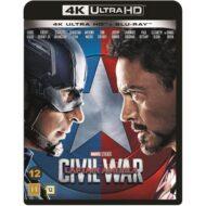 Captain America: Civil War (UHD Blu-ray)