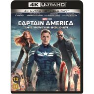 Captain America 2 – The Winter Soldier (UHD Blu-ray)