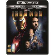 Iron Man (UHD Blu-ray)