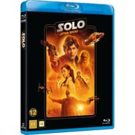 Solo A Star Wars Story (Blu-ray)
