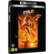 Solo A Star Wars Story (UHD Blu-ray)