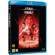 Star Wars:  Episode 8 – The Last Jedi (Blu-ray)