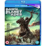 Dawn of the Planet of the Apes (Blu-ray) ísl txt