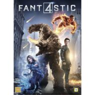 Fantastic Four DVD