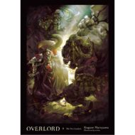 Overlord Light Novel Vol 08