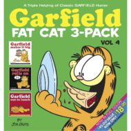 Garfield Fat Cat 3-pack Vol 4 Color Edition
