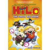 Hilo  Vol 03 The Great Big Boom