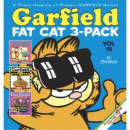 Garfield Fat Cat 3-pack Vol 19 Color Edition