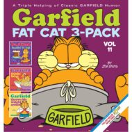 Garfield Fat Cat 3-pack Vol 11 Color Edition