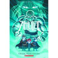 Amulet Vol 06 Escape From Lucien