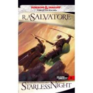 Starless Night (Legend of Drizzt 8)