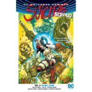 Suicide Squad  Vol 02 (Rebirth) Going Sane