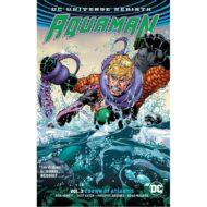 Aquaman  Vol 03 (Rebirth) Crown Of Atlantis