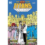 New Teen Titans  Vol 08