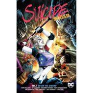 Suicide Squad  Vol 07 (Rebirth) Drain The Swamp