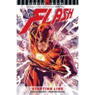 Dc Essential Edition: Flash – Starting Line