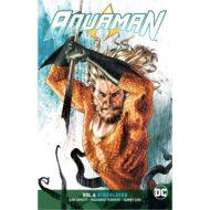 Aquaman  Vol 06 (Rebirth) Kingslayer
