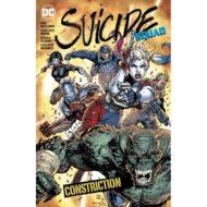 Suicide Squad  Vol 08 (Rebirth) Constriction