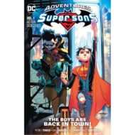 Adventures Of The Super Sons  Vol 01 Action Detective