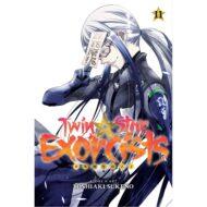 Twin Star Exorcists Onmyoji  Vol 11