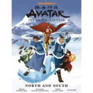 Avatar the Last Airbender North And South Library Ed