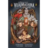 Critical Role Vox Machina Origins