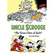 Walt Disney Uncle Scrooge  Vol 02 Seven Cities Of Gold