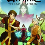 Avatar the Last Airbender Vol 04 The Search Part 1