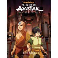 Avatar the Last Airbender Rift Library Ed