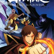 Avatar Last Airbender Vol 12 Smoke & Shadow Part 3