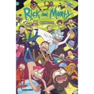 Rick And Morty  Book 04