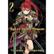 How To Build A Dungeon Vol 02