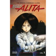 Battle Angel Alita Deluxe Ed Vol 01