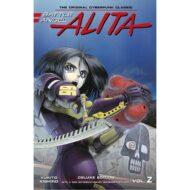 Battle Angel Alita Deluxe Ed Vol 02