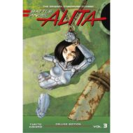 Battle Angel Alita Deluxe Ed Vol 03
