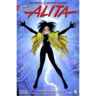 Battle Angel Alita Deluxe Ed Vol 05
